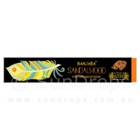 Banjara Incense Smudge Sticks - Sandalwood - 15g