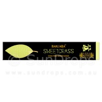 Banjara Incense Smudge Sticks - Sweetgrass - 15g
