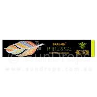 Banjara Incense Smudge Sticks - White Sage - 15g