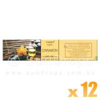Goloka Aromatherapy Series - Cinnamon - 15g x 12