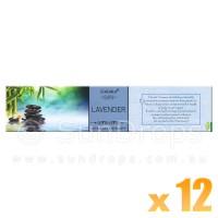 Goloka Aromatherapy Series - Lavender - 15g x 12