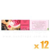Goloka Aromatherapy Series - Rosemary - 15g x 12