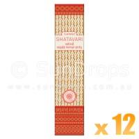 Goloka Breathe Ayurveda Series - Shatavari - 15g x 12