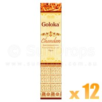 Goloka Divine Series - Chandan - 15g x 12