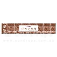 Goloka Premium Series - Egyptian Musk - 15g