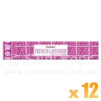 Goloka Premium Series - French Lavender - 15g x 12