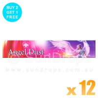 Green Tree Incense Sticks - Angel Dust - 15g x 12