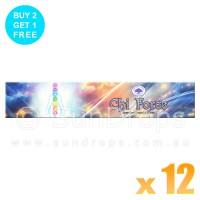 Green Tree Incense Sticks - Chi Force - 15g x 12