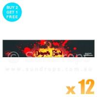 Green Tree Incense Sticks - Dragons Blood - 15g x 12
