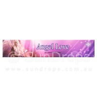 Green Tree Incense Sticks - Angel Love - 15g