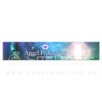 Green Tree Incense Sticks - Angel Protection - 15g