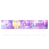 Green Tree Incense Sticks - Chakra Angel - 15g