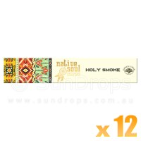 Native Soul Incense Smudge Sticks - Holy Smoke - 15g x 12