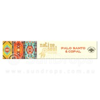 Native Soul Incense Smudge Sticks - Palo Santo & Copal - 15g