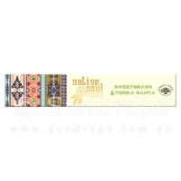 Native Soul Incense Smudge Sticks - Sweetgrass & Yerba Santa - 15g