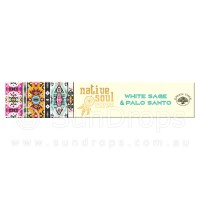 Native Soul Incense Smudge Sticks - White Sage & Palo Santo - 15g