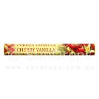 Hem Incense Sticks - Cherry Vanilla - 1 Packet / 20 Sticks