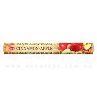 Hem Incense Sticks - Cinnamon Apple - 1 Packet / 20 Sticks