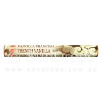 Hem Incense Sticks - French Vanilla - 1 Packet / 20 Sticks