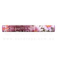 Hem Incense Sticks - Nile Lotus - 1 Packet / 20 Sticks