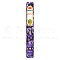 Hem Incense Sticks - Precious Lavender - 1 Packet / 20 Sticks