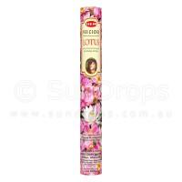 Hem Incense Sticks - Precious Lotus - 1 Packet / 20 Sticks