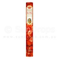 Hem Incense Sticks - Precious Rose - 1 Packet / 20 Sticks