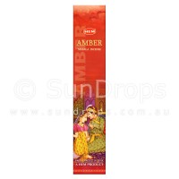 Hem Incense Sticks - Masala Amber - 15g