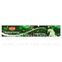 Hem Incense Sticks - Good Vibes - 15g