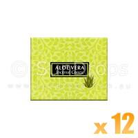 Kamini Incense Cones - Aloe Vera - 12 Packets / 120 Cones