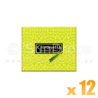Kamini Incense Cones - Citronella - 12 Packets / 120 Cones