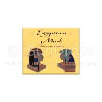 Kamini Incense Cones - Egyptian Musk - 1 Packet / 10 Cones
