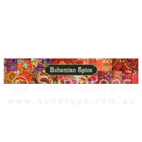 Kamini Incense Sticks - Bohemian Spice - 15g