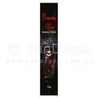 Kamini Incense Sticks - Dracula's Kiss - 15g