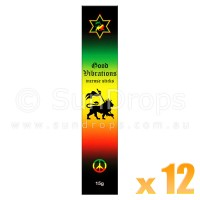 Kamini Incense Sticks - Good Vibrations - 15g x 12