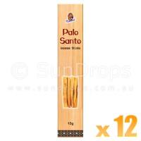 Kamini Incense Sticks - Palo Santo - 15g x 12