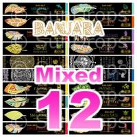 Banjara Incense Smudge Sticks - Mixed Pack - 15g x 12