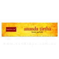 Nandita Incense Sticks - Ananda Tirtha - 50g