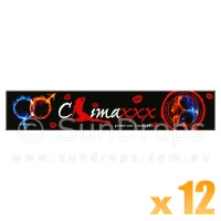 Nandita Incense Sticks - Climaxxx - 15g x 12