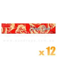 Nandita Incense Sticks - Dragon Blood - 15g x 12