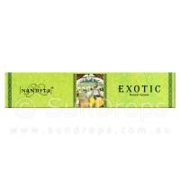 Nandita Incense Sticks - Exotic - 25g