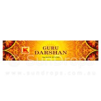 Kwality Incense Sticks - Guru Darshan - 1 Packet / 20 Sticks