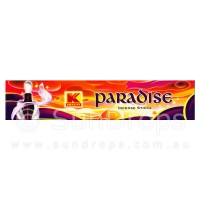 Kwality Incense Sticks - Paradise - 1 Packet / 20 Sticks