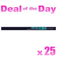 Padmini Incense Sticks - Spiritual Guide - 25 Packets / 200 Sticks