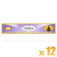 Parimal Incense Sticks - Sacred Chakra - 15g x 12