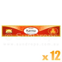 Parimal Incense Sticks - Sacred Karma - 15g x 12