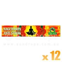 Ppure Incense Sticks - Anti Stress - 15g x 12