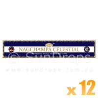 Ppure Incense Sticks - Celestial - 15g x 12