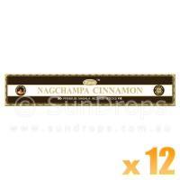 Ppure Incense Sticks - Cinnamon - 15g x 12
