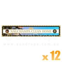 Ppure Incense Sticks - Clean Home - 15g x 12